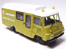 H0 Robur LD 3000 FrM5/Mz8 Kasten RoBuR Fortschritt Mähdrescher service Gelblicht
