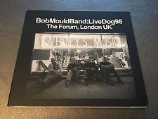 Bobmouldband Bob Mould Band Livedog98 Live Dog 98 The Forum London Uk CD