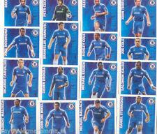Chelsea Team Set Football Trading Cards