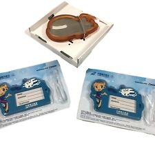 (1) CATHAY PACIFIC CX & (2) CHINA SOUTHERN AIRLINES CZ LUGGAGE TAGS