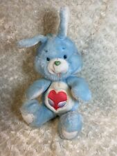 Care Bear Cousins Plush Swift Heart Bunny Rabbit 1984 Stuffed Animal Toy
