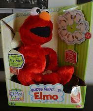 Guess What...?! Elmo 2001