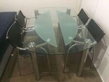 Nick Scali Glass Tables