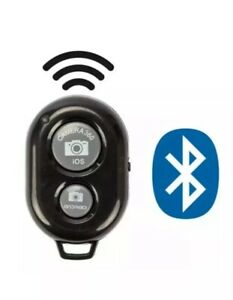 New Bluetooth Remote Control Camera Selfie Shutter Stick for iphone, Android,