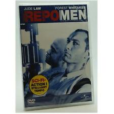 ' Repo ' MEN DVD JUDE LAW, FORREST WHITAKER NUEVO Y SIN ABRIR