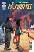 Magnificent Ms. Marvel #12 Petrovich Main Marvel Comics 1st Print 2020 unread NM