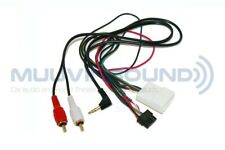 Steering Wheel Control Harness w/ RCA and 3.5mm Aux METRA 70-8114