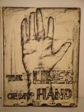 1989 Robert Frank-The Lines of My Hand-Beat Beatnik Art Photography-HC-1st