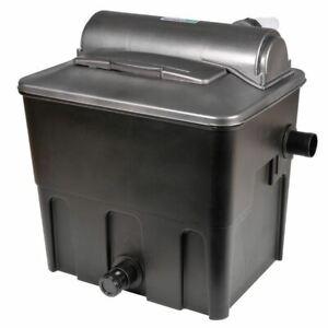 Hozelock 1866 EcoPower + 10000 Pond Filter with 16w UVC - Customer Return