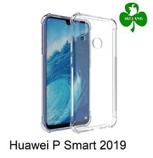 For Huawei P Smart 2019 Case Cover Crystal Clear Gel Protective ShockProof Case