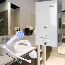 Chauffe d'eau Chauffe à Gaz Sans Réservoir Chaudière Électriques facile installé