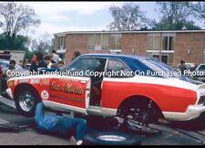 Ronnie Sox & Martin 8x12 NHRA Pro Stock
