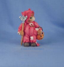 New ListingCalico Kittens Nib You're My Little Devil 625159 Kitten Dressed As Devil