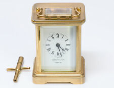 Garrard & Co. Carriage Clock