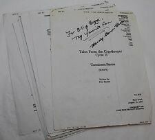 Tales from the Cryptkeeper * 1994 TV Show Script * Animated Cartoon Anthology