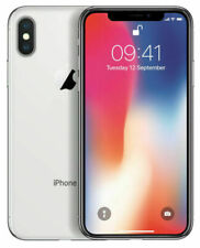 Apple iPhone X - 64 Go - Argent (Désimlocké)