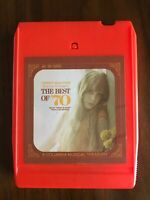 Terry Baxter And Orchestra The Best Of 70 8-Track Tape Cartridge
