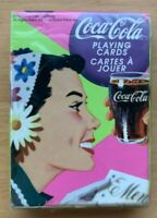 NEW Vintage Coca Cola Playing Cards by Bicycle New & Sealed
