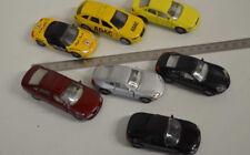 20) siku 7 modelos Porsche audi a6 a4 avant TT Porsche 911 Porsche boxter