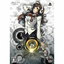 Used PSP DJ Max Portable 3 Limited Edition Japan Import