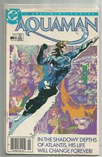 Aquaman #1 of four parts ( Dc Feb 1986 )