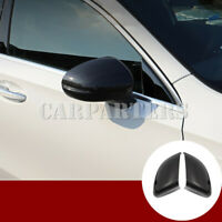 For Mercedes Benz CLA C118 Carbon Look Rearview Mirror Frame Trim Cover 2020
