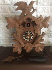 Vintage Cuckoo Clock Wooden