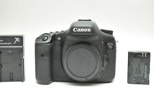 Canon EOS 7D 18 MP CMOS Digital SLR Camera Body 1470806382