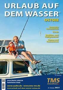 Urlaub auf dem Wasser 2021 Ostsee neu