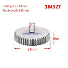 1Pcs 2.5Mod 25*25*1000mm Gear Rack 2.5 Module 45# Steel Heavy Duty GEAR RACK