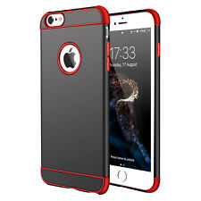 iPhone 6 6s 7 Plus Luxury Ultra Slim Soft Silicone TPU Skin Case Cover For Apple