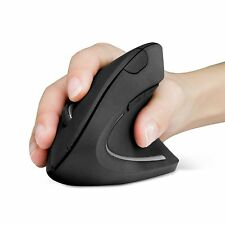 Anker 2.4G Wireless Vertical Ergonomic 800/1200/1600DPI Optical Mouse