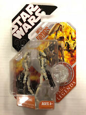 Star Wars 30th anniversaire SAGA LEGENDS Bataille DROIDES FIGURINE HASBRO 2007
