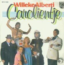 """7"""" Willeke Alberti/Carolientje (NL)"""