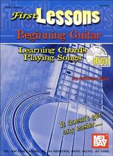 William Bay: First Lessons Beginning Guitar