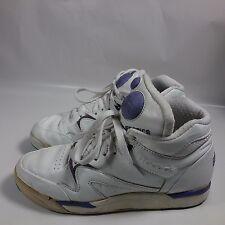 VINTAGE 90's Women's Reebok Pump Aerobics HexALite Hi-Top Sneakers Shoes-6.5