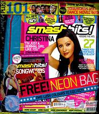 SMASH HITS 2003 JENNIFER ELLISON CHRISTINA AGUILERA BLAZIN' SQUAD JAVINE HYLTON