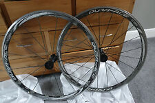 Shimano Dura Ace 9000 C35 wheels Front and Rear Clincher 10/11spd