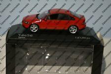 Minichamps Volvo S40 2003 Red 4 Door 1:43 430 171201