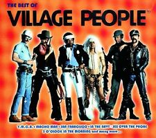 Best Of - Village People (2014, CD NEU)