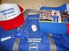 Kit du supporter football équipe de France 2018