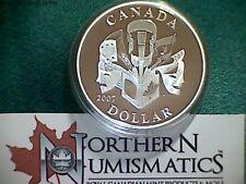 2007 Canada Celebration of Arts special edition silver dollar