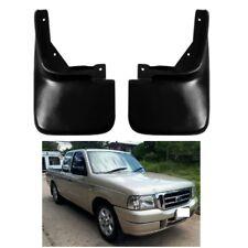 2 Rear Mud Flap Splash Guard Rubber for 2002-2009 Ford Ranger Mazda BT-50 BT50