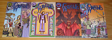 Castle Waiting vol. 2 #1-4 VF/NM complete series - linda medly - cartoon books 3