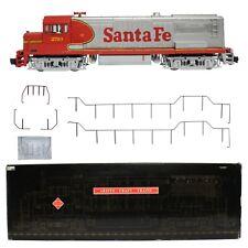 Aristo Craft Trains Diesel Locomotive Santa Fee Ge U25-b Art-22110 Échélle G