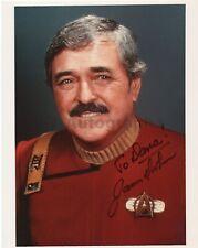 James Doohan - Star Trek Actor - Signed 8x10 Photograph