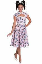 Hell Bunny Midi Synthetic Dresses for Women