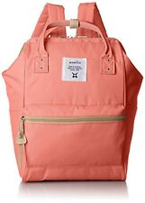 Anello AT-B0197B CPI CORAL PINK  Backpack MINI Rucksack Canvas Bag Campus F/S