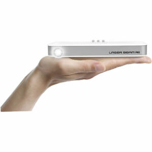 Laser Beam Pro C200 200-Lumen WXGA Pico Projector with Wi-Fi