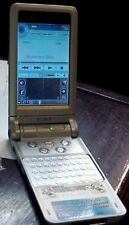 sony clie peg-nr70/u color lcd persönlichen unterhaltung pda 8mb silber tastatur